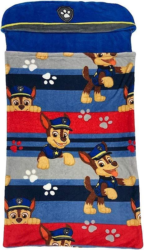 Paw Patrol Hooded Step In Blanket