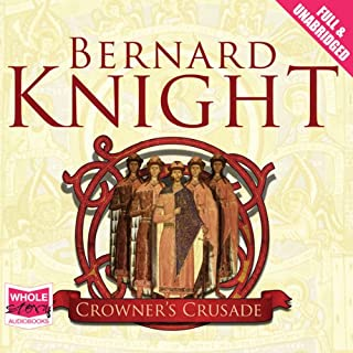Crowner's Crusade                   By:                                                                                                                                 Bernard Knight                               Narrated by:                                                                                                                                 Colin Mace                      Length: 8 hrs and 34 mins     46 ratings     Overall 4.2