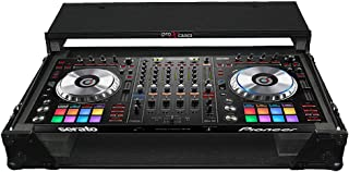ProX Cases Pioneer DDJ-SZ (BLACK) Digital Controller Flight Case w Laptop Shelf and Wheels XS-DDJSZWLTBL (ProSoundGear Authorized Seller)