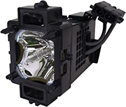 XL-5300 Professional Sony Rear Projection TV Replacement Lamp/Bulb with Housing (Powered by Philips)