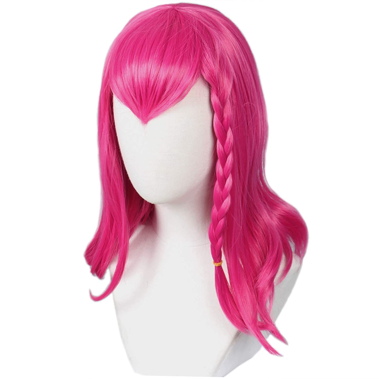 Linfairy Short Wig Anime Hair Halloween Gorgeous Cosplay Wigs Ro Spring new work one after another Costume