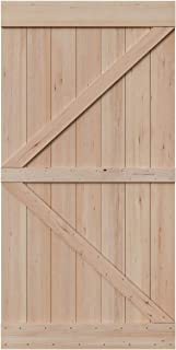 Best 2 panel barn doors Reviews