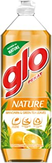 Colgate-Palmolive Glo Nature Mandarin & Green Tea Leaves Dishwashing Liquid 900ml