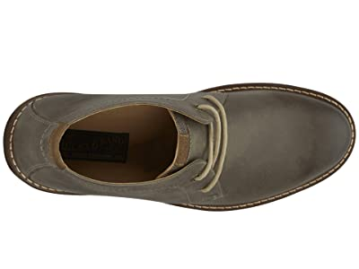 Lucky Brand Boone (Grey Snuffed Leather) Men