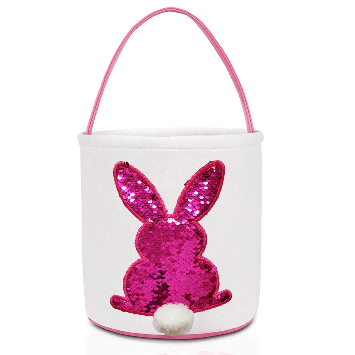 Poptrend Easter Basket Bags Eggs Kids for Gift Max 66% OFF Baskets Sale Bu