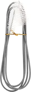 Lange stroborstel, nylongaren met hoge terugslag Eenvoudige pijpreinigingsborstel Duurzaam Professioneel voor afvoerleidin...