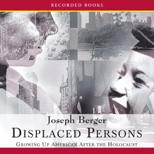 Displaced Persons audiobook cover art
