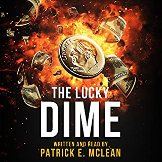 The Lucky Dime audiobook cover art