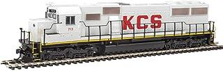 Walthers Mainline 910-10358 EMD SD50 Kansas City Southern 713