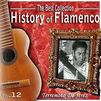 The Best Collection. History of Flamenco. Vol. 12: Terremoto de Jerez