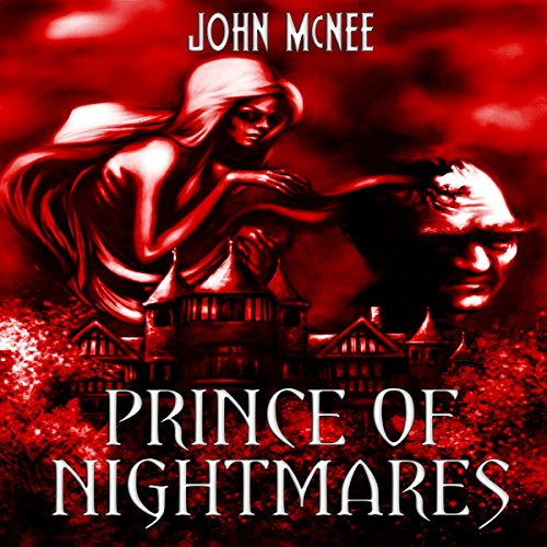 Prince of Nightmares audiobook cover art