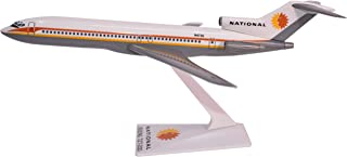 Flight Miniatures National Airlines 1967 Livery Boeing 727-200 1:200 Scale Display Mode