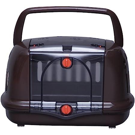 アイリスオーヤマ ペットハウス キャリー ブラウン P-HC480