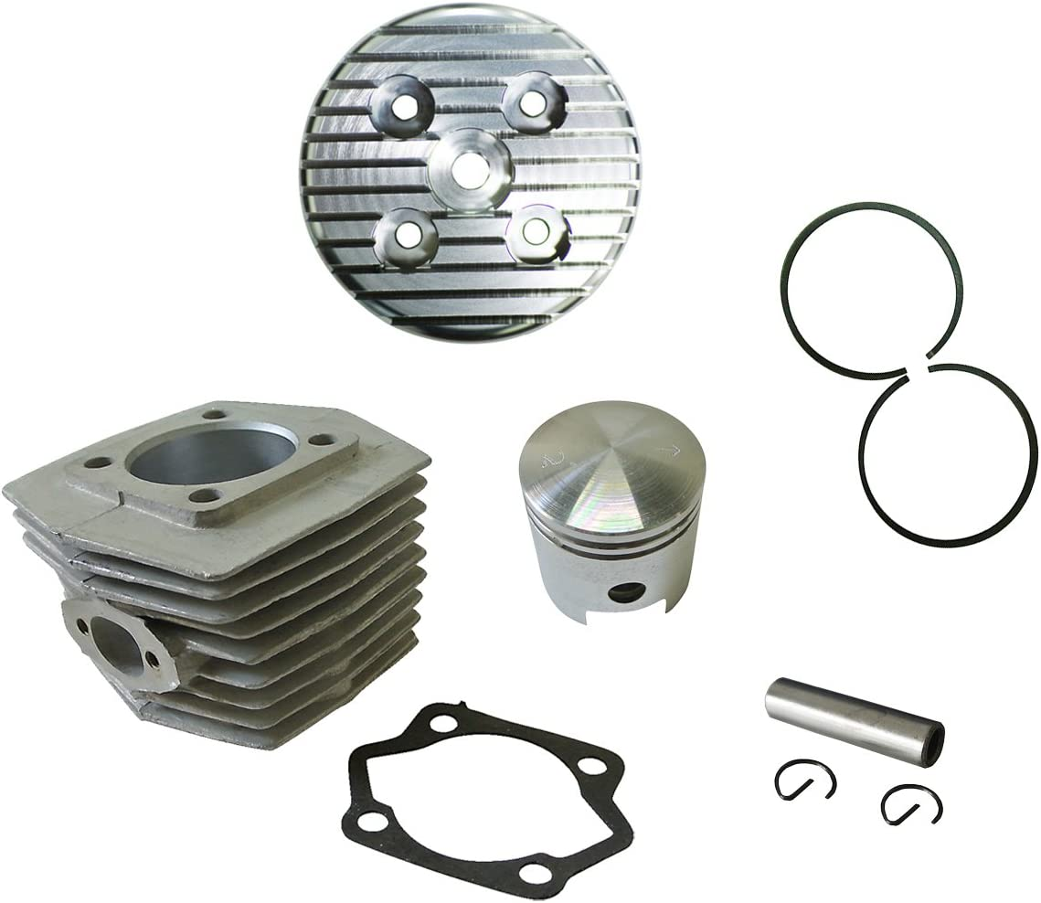 High quality THLLOTHLL CNC Silver Cylinder Engi For Mail order cheap 80cc HeadCylinderPiston