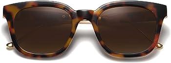 SOJOS Classic Square Polarized Unisex Sunglasses