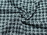 Minerva Crafts Boucle Tweed schwerer Kleiderstoff,
