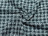 Boucle Tweed Schwere Coat Gewicht Kleid Stoff, Meterware,