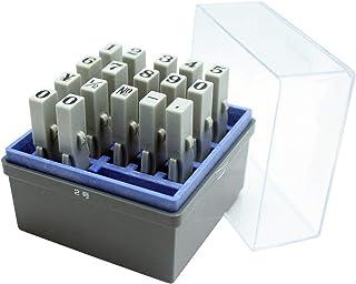 シャチハタ スタンプ 柄付ゴム印 連結式 数字セット GRN-2M 明朝体 2号 印面6.2×4.8ミリ