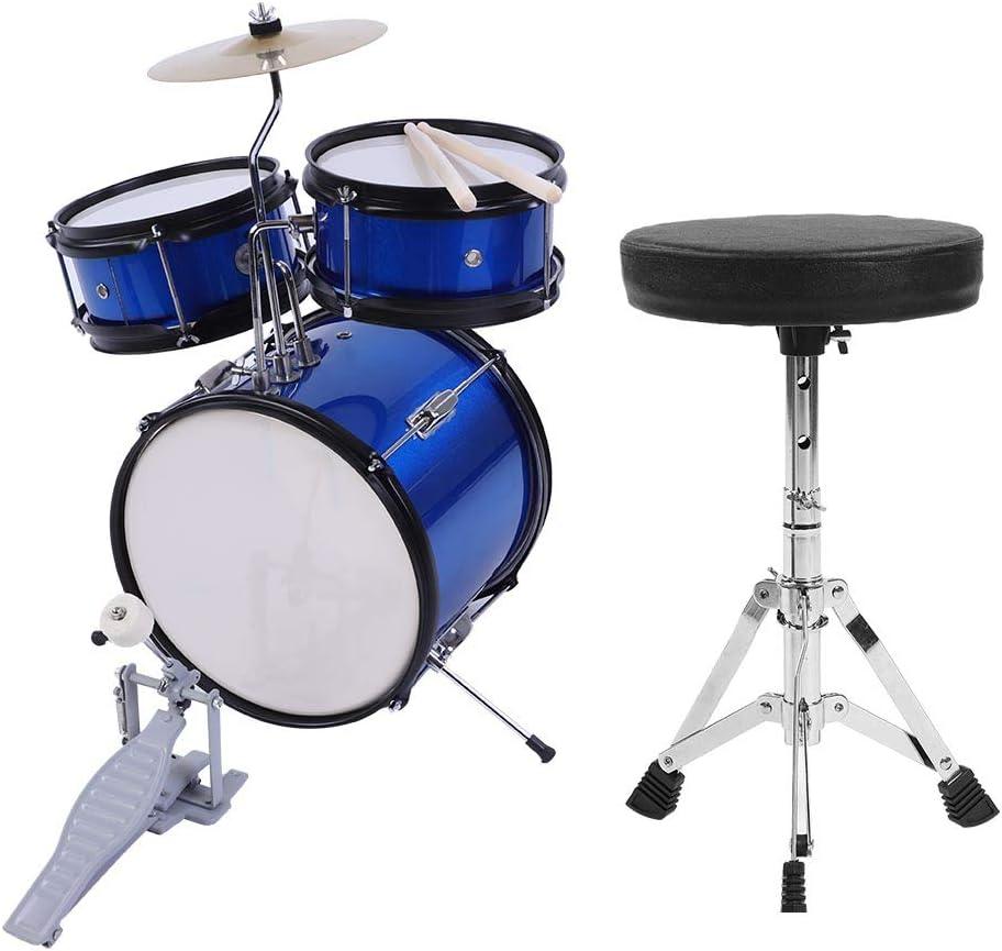 Moh Kid Drum Kit online shop Kids Stool Children Junior Max 57% OFF Drumsticks