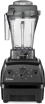 Vitamix 065735 Licuadora Vitamix E310 Explorian, grado profesional, Contenedor de 48 oz, Negra,