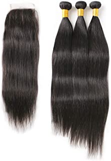 Best remy hair closure Reviews