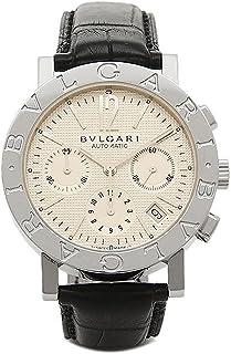 [ブルガリ] 腕時計 BVLGARI BB38WSLDCH ホワイト シルバー ブラック [並行輸入品]