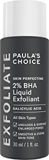 """Paula""""s Choice Skin Perfecting 2% BHA Liquid Peeling - Gesicht Exfoliator mit Salicylsäure - Gesichtsreinigung gegen Mitesser, Pickel & Poren Verkleinern - Mischhaut bis Fettige Haut - 30 ml"""