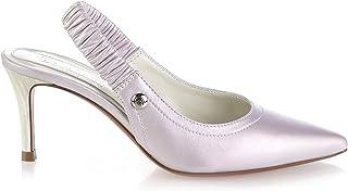 e768d521 Baldinini 6722 - Zapatos de tacón Alto para Mujer (Piel de Becerro de  Lavanda,