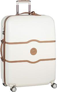 Delsey Paris Chatelet Air Suitcase, 77 cm, 112 L, Angora