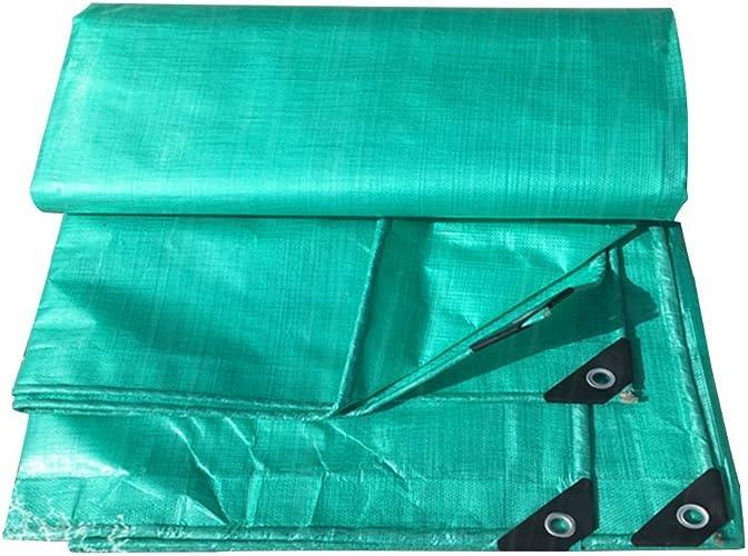 6-WUTOLUOHANS Bache extérieure imperméable de Tissu antipluie, bache de Prougeection Solaire de Voiture de Poncho, Isolation de bache de Couverture de poussière de Cargaison