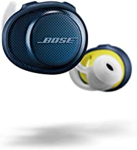 Bose SoundSport Free, True Wireless Earbuds, (Sweatproof Bluetooth Headphones for..