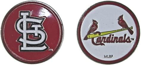 St. Louis Cardinals Golf Ball Marker (2-Sided)