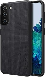 سامسونج اس 21 (Samsung Galaxy S21) نيلكن سوبر فروستد شيلد غطاء حماية - أسود