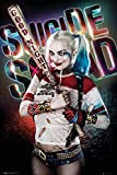 Close Up Suicide Squad Poster Harley Quinn (61 cm x 91,5