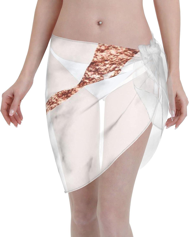 2053 pants Monogram Rose Marble P Women Chiffon Beach Cover ups Beach Swimsuit Wrap Skirt wrap Bathing Suits for Women