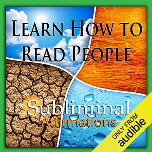 Learn How to Read People Subliminal Affirmations audiobook cover art