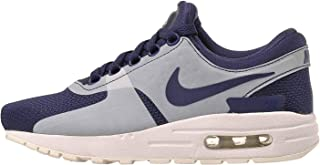 Nike Youth Boys AIR MAX Zero Essential Cross-Trainer Sneakers Midnight Navy (6Y)