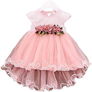 Hopscotch Girls' Knee Length Dress.