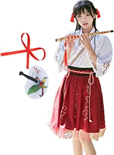 Best chinese traditional dress hanfu Reviews