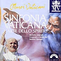 Sinfonia Vaticana by Stelvio Cipriani (2015-07-29)