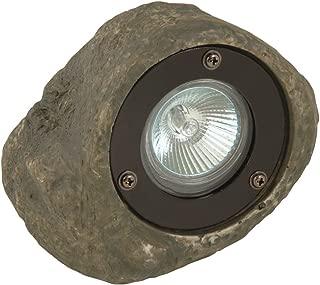 Moonrays 95828 CL10 Low Voltage Landscape Rock Spotlight, 20-Watt