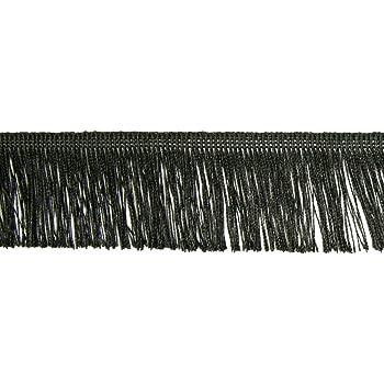 Fransenband fur DIY N/ähzubeh/ör Kost/ümTrimmen Apparel Lateinisches Nicole Knupfer 10 Meter DIY Fransen Tanzfransen Geschnitten Fransenborte Braun,10cm