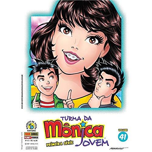 Turma da Mônica Jovem - Primeira Série - Volume 41