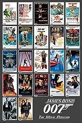 007/ジェームス ボンド007- 映画ポスター
