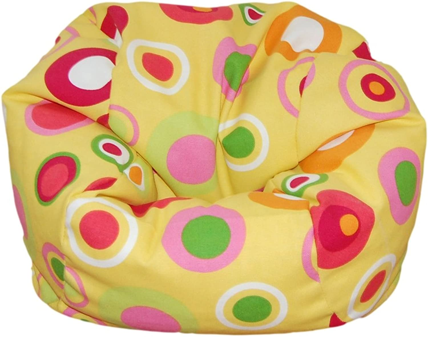 se descuenta Ahh  Products Bubbly Citrus Citrus Citrus Bean Bag Chair for Dolls  tiendas minoristas