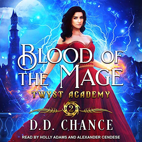Blood of the Mage  By  cover art