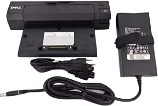 DELL PRO3X E-Port Replicator II Docking Station USB 3.0 with AC adapter