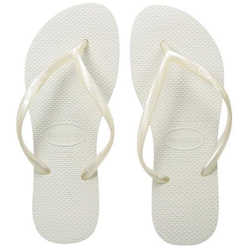 781f5b454 Women s Size 11 Wide Width White Sandals  Amazon.com