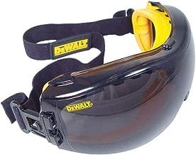 Dewalt Concealer Safety Goggles Dpg82-21 - Smoke