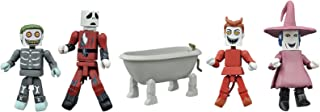Diamond Select Toys The Nightmare Before Christmas: New York Comic Con 2015 Minimates Deluxe Box Set